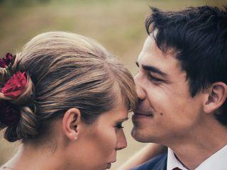 Le nozze di Lydie e Eric