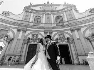 Le nozze di Chiara e Sebastiano