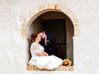 Le nozze di Jennifer e Matteo