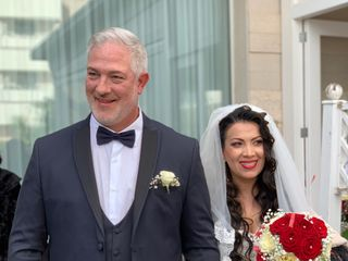 Le nozze di Marta e John David 2
