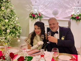 Le nozze di Marta e John David