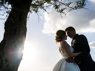 Le nozze di Maura e Simone