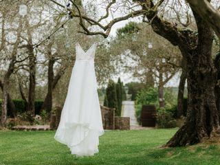 Le nozze di Kimberly e Joseph 1