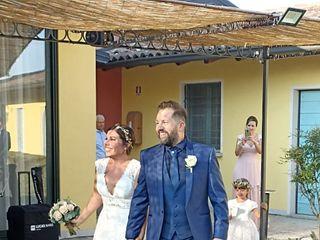 Le nozze di Sara e Cristian  2