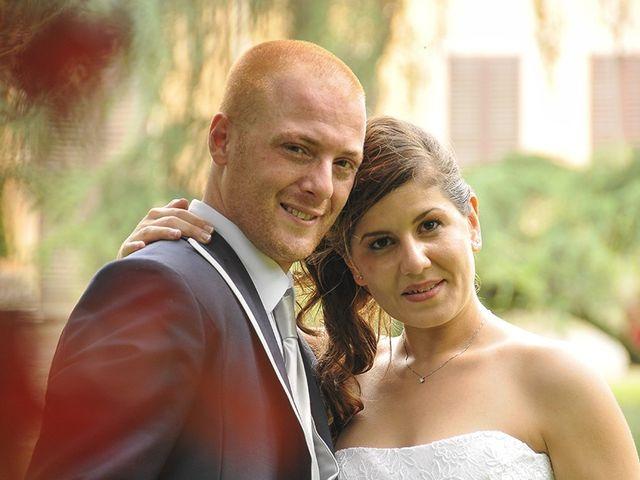 le nozze di Valerntina e Ernesto