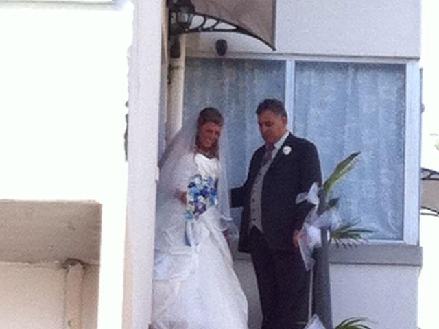 Il matrimonio di Dario e Francesca a Piombino, Livorno 3