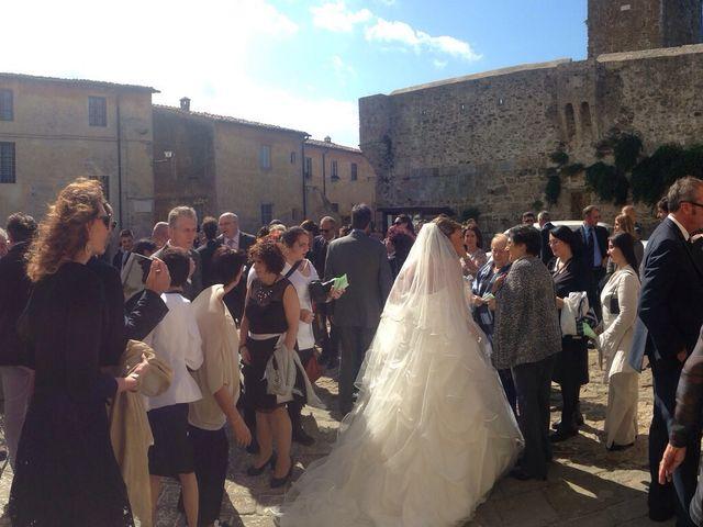 Il matrimonio di Dario e Francesca a Piombino, Livorno 17