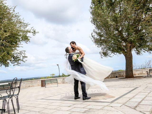 Il matrimonio di Giuseppe e Cristina a Ceglie Messapica, Brindisi 61