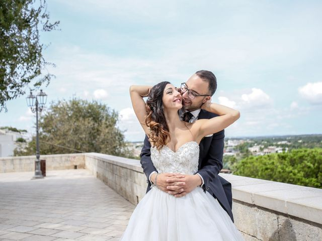 Il matrimonio di Giuseppe e Cristina a Ceglie Messapica, Brindisi 63
