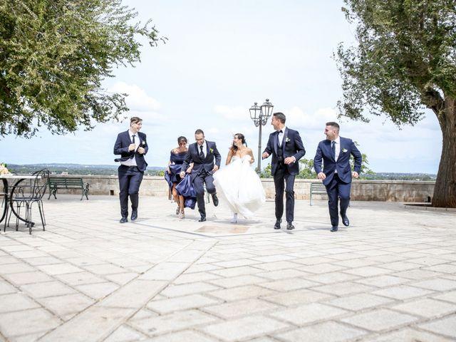 Il matrimonio di Giuseppe e Cristina a Ceglie Messapica, Brindisi 64
