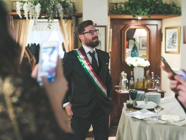 Il matrimonio di Moreno e Kenia a Briosco, Monza e Brianza 16