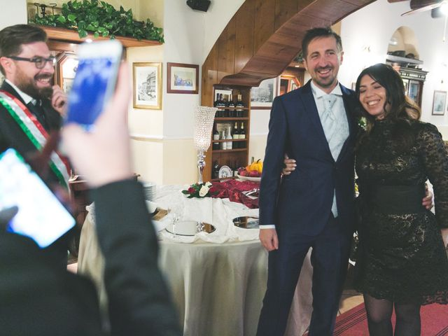 Il matrimonio di Moreno e Kenia a Briosco, Monza e Brianza 17
