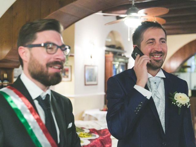 Il matrimonio di Moreno e Kenia a Briosco, Monza e Brianza 18