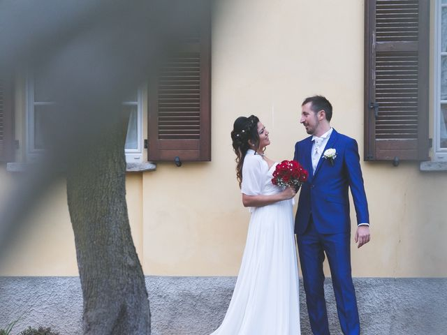 Il matrimonio di Moreno e Kenia a Briosco, Monza e Brianza 21