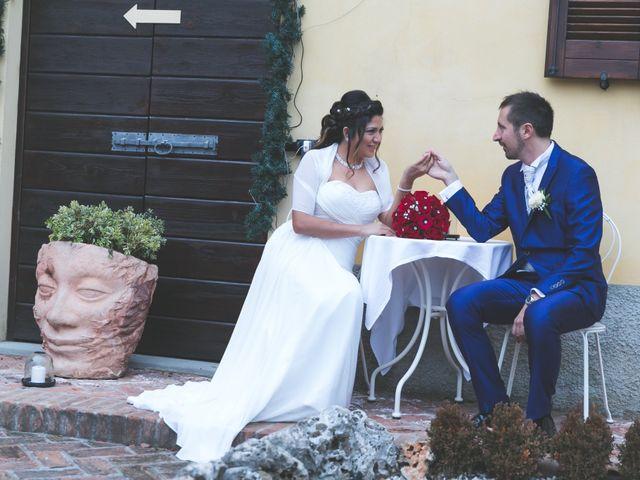 Il matrimonio di Moreno e Kenia a Briosco, Monza e Brianza 22