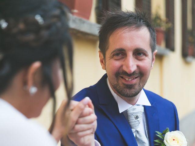 Il matrimonio di Moreno e Kenia a Briosco, Monza e Brianza 23