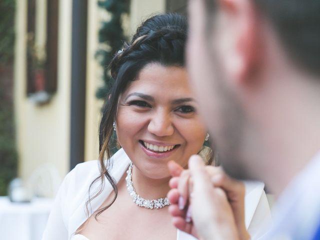Il matrimonio di Moreno e Kenia a Briosco, Monza e Brianza 24