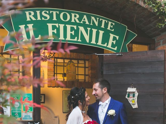 Il matrimonio di Moreno e Kenia a Briosco, Monza e Brianza 27