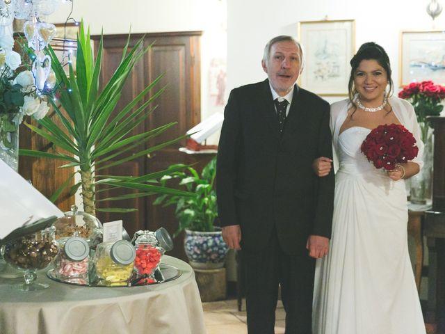 Il matrimonio di Moreno e Kenia a Briosco, Monza e Brianza 29