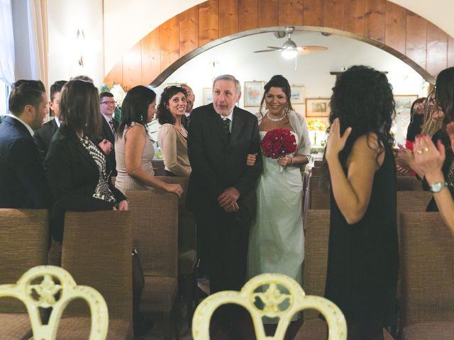 Il matrimonio di Moreno e Kenia a Briosco, Monza e Brianza 31