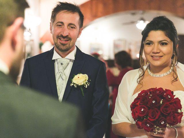 Il matrimonio di Moreno e Kenia a Briosco, Monza e Brianza 32