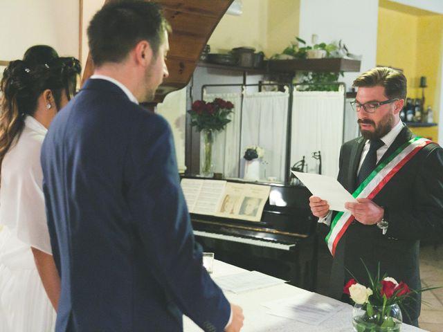 Il matrimonio di Moreno e Kenia a Briosco, Monza e Brianza 33
