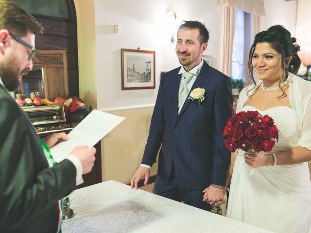 Il matrimonio di Moreno e Kenia a Briosco, Monza e Brianza 37