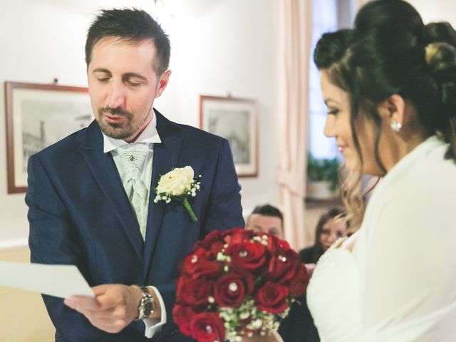 Il matrimonio di Moreno e Kenia a Briosco, Monza e Brianza 42