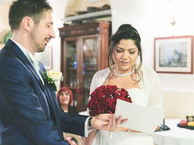 Il matrimonio di Moreno e Kenia a Briosco, Monza e Brianza 43