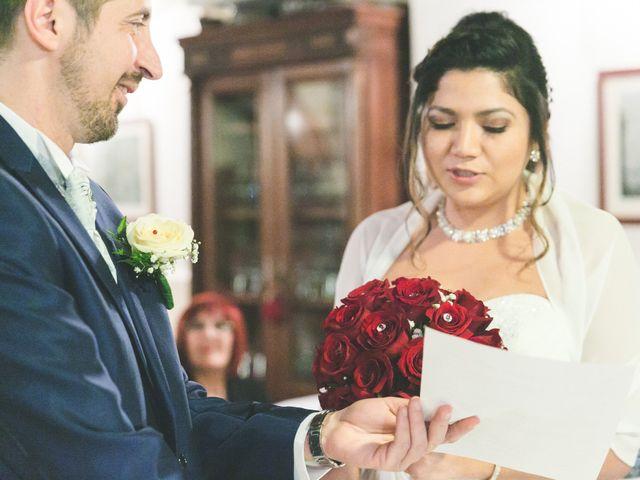 Il matrimonio di Moreno e Kenia a Briosco, Monza e Brianza 44