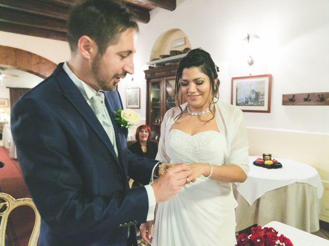 Il matrimonio di Moreno e Kenia a Briosco, Monza e Brianza 48
