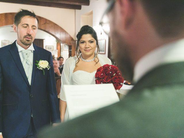 Il matrimonio di Moreno e Kenia a Briosco, Monza e Brianza 54