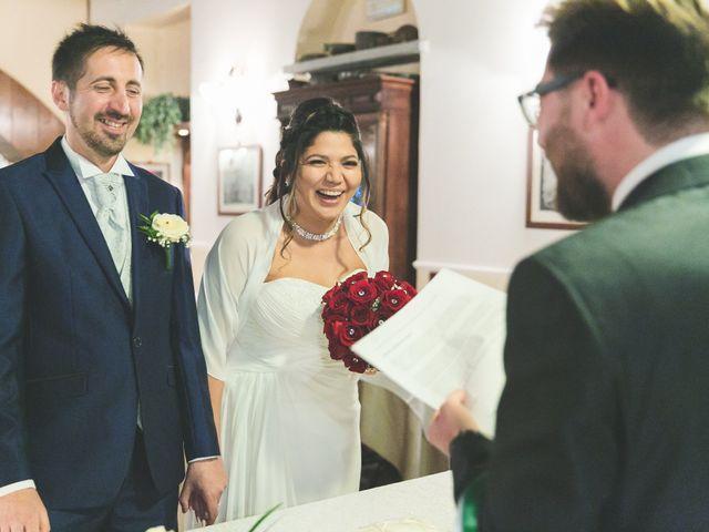 Il matrimonio di Moreno e Kenia a Briosco, Monza e Brianza 55
