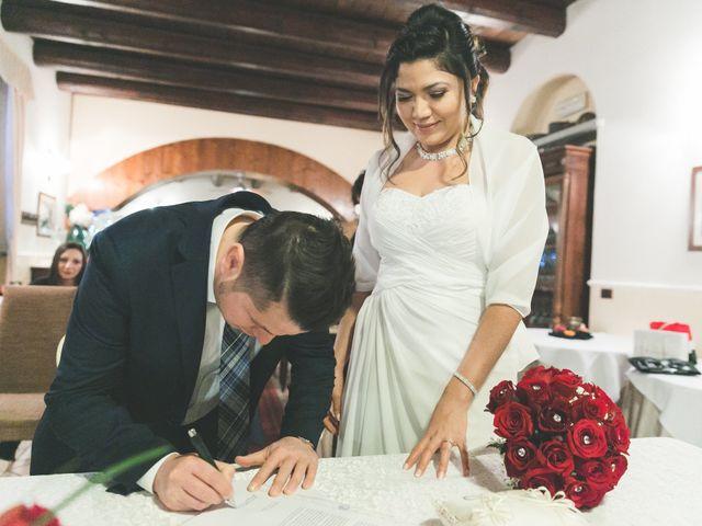 Il matrimonio di Moreno e Kenia a Briosco, Monza e Brianza 60