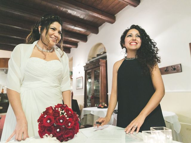 Il matrimonio di Moreno e Kenia a Briosco, Monza e Brianza 63