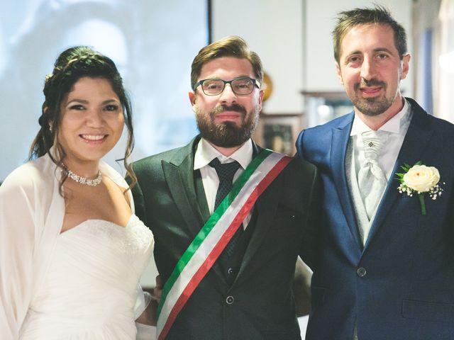 Il matrimonio di Moreno e Kenia a Briosco, Monza e Brianza 69