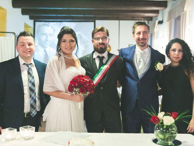 Il matrimonio di Moreno e Kenia a Briosco, Monza e Brianza 70