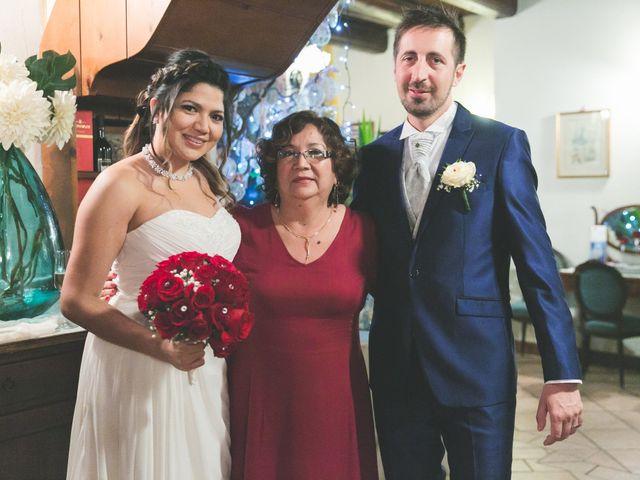 Il matrimonio di Moreno e Kenia a Briosco, Monza e Brianza 73