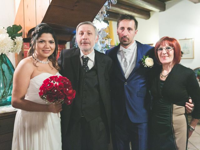Il matrimonio di Moreno e Kenia a Briosco, Monza e Brianza 75