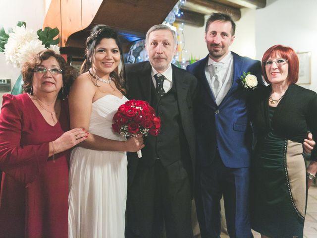 Il matrimonio di Moreno e Kenia a Briosco, Monza e Brianza 76