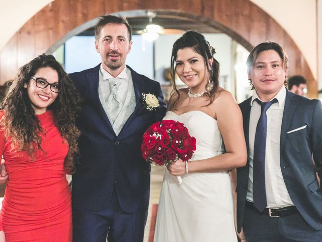 Il matrimonio di Moreno e Kenia a Briosco, Monza e Brianza 80