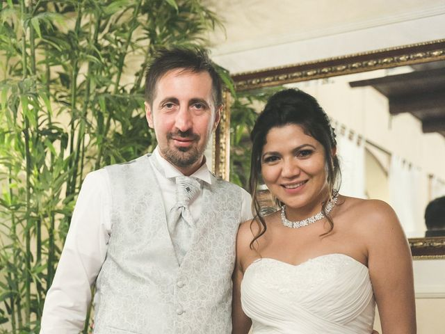 Il matrimonio di Moreno e Kenia a Briosco, Monza e Brianza 81