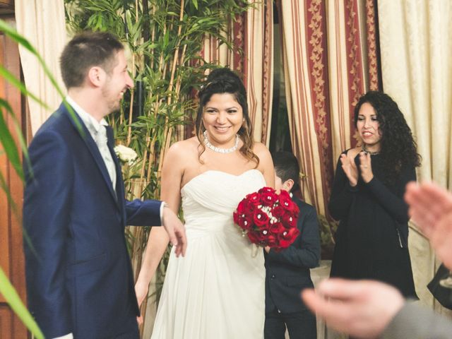Il matrimonio di Moreno e Kenia a Briosco, Monza e Brianza 83