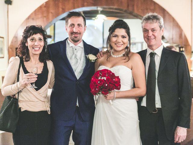 Il matrimonio di Moreno e Kenia a Briosco, Monza e Brianza 86