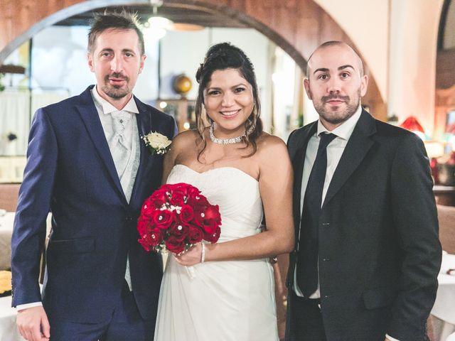 Il matrimonio di Moreno e Kenia a Briosco, Monza e Brianza 90