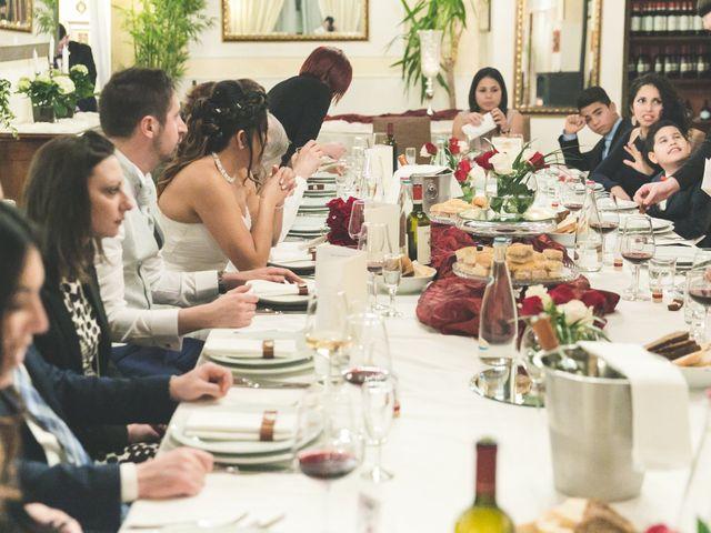 Il matrimonio di Moreno e Kenia a Briosco, Monza e Brianza 91