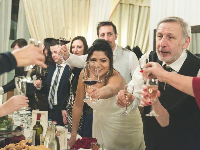 Il matrimonio di Moreno e Kenia a Briosco, Monza e Brianza 92