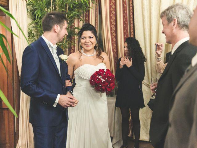 Il matrimonio di Moreno e Kenia a Briosco, Monza e Brianza 93