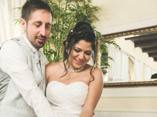 Il matrimonio di Moreno e Kenia a Briosco, Monza e Brianza 94