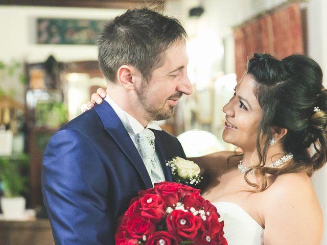 Il matrimonio di Moreno e Kenia a Briosco, Monza e Brianza 95